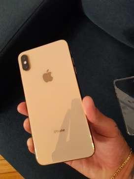 Iphone xs max 64 gb ,