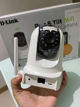 Cámara de vigilancia D-Link / Conexión WiFi