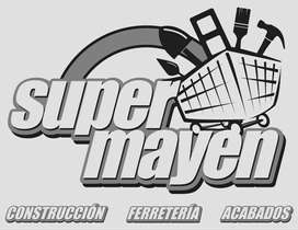 Plaza disponible ventas Super Mayen El Rancho