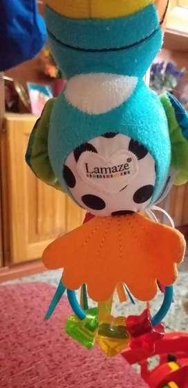 Muñeco primera infancia marca LAMAZE