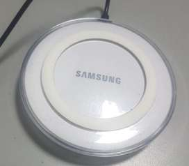 Cargador Inalambrico Samsung Original