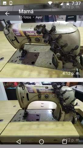 Súper oferta, máquina de coser, único dueño