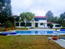 VeNdO hermosa casa con terreno - La Morita - Tumbaco