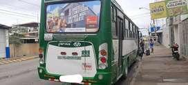 Vendo bus con línea por motivo de viaje