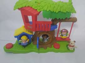 Casa little people musical fisher price