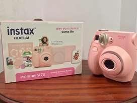 Camara instax mini S7 Fujifilm
