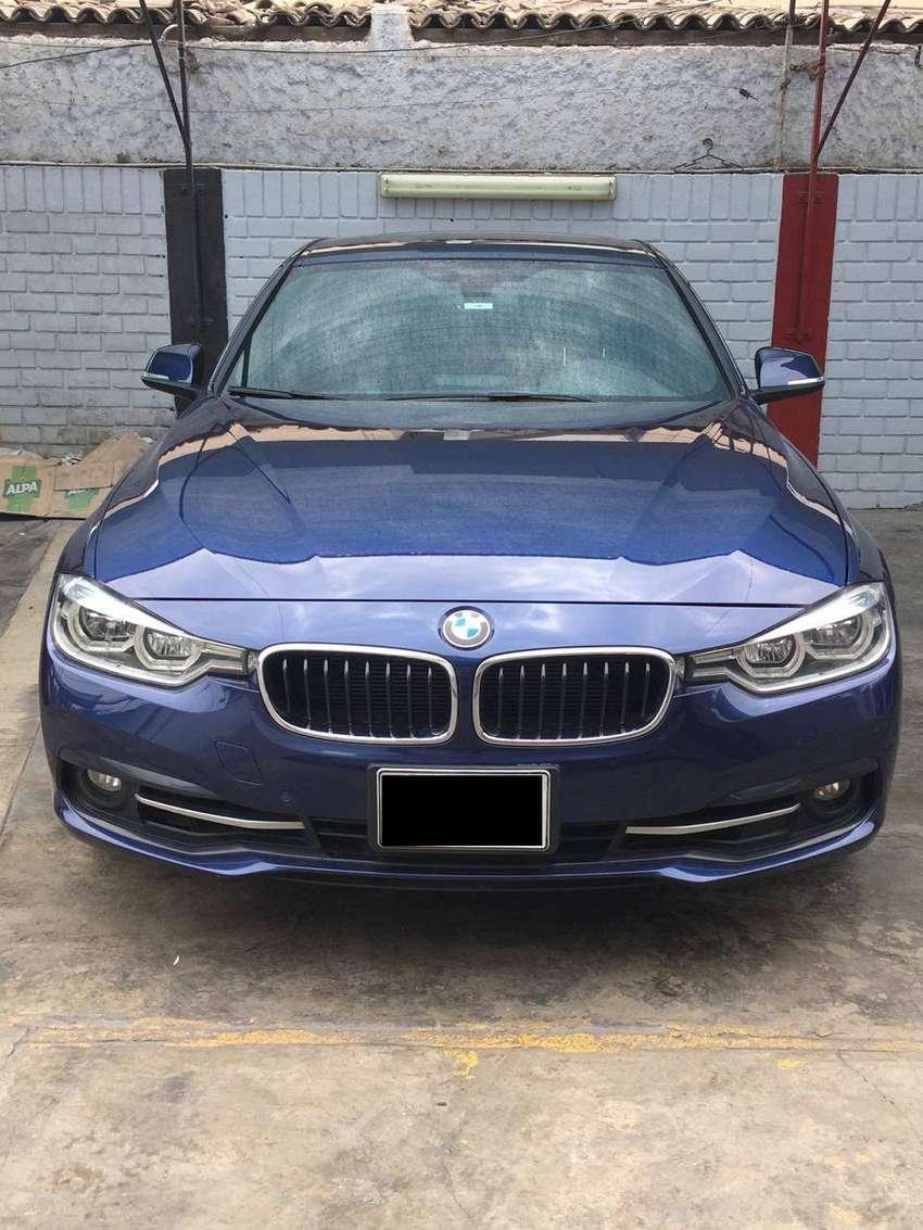 BMW 318i 2016 0