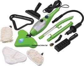 Limpiador A Vapor H20 Mop X5 Para Hogar Tapetes Ceramica Tv Nuevo