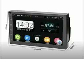 Radio Android 9 de 7 Pulgadas Touch
