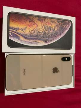 Iphone Gold XS MAX de 64 GB liberado!!!