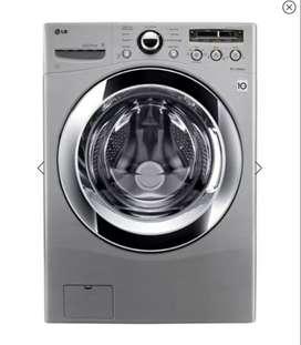 Lavadora LG automática