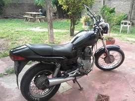 honda Nighthawk 250 cc. año 1994