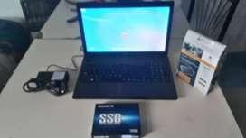 Notebook Acer Aspire 5250 MEJORADA 6GB DE RAM