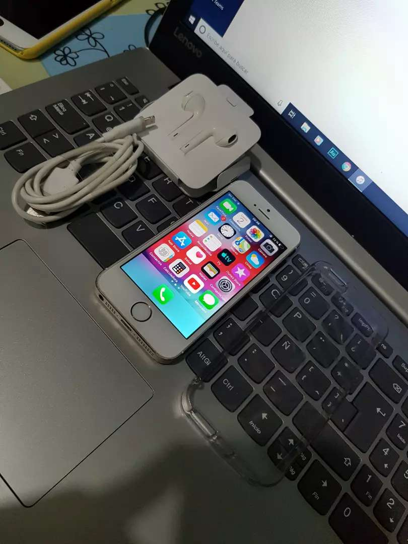 Iphone 5s 16gb libre de todo 0