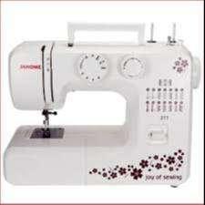 Maquina de coser familiar JANOME modelo 311
