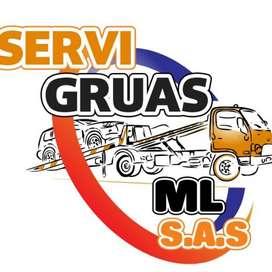 SERVICIO DE GRUA  24/7