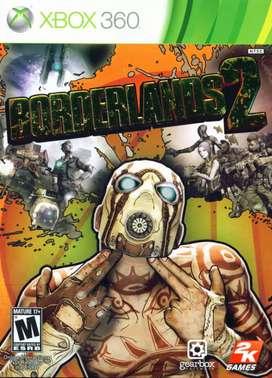 Borderlands 2 Xbox360