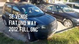 Fiat uno Way Gnc