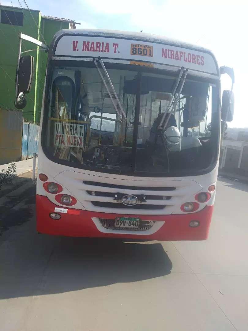 Ocasión   venta de bus 31 pasajaheros marca HIGER 0