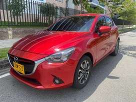 Mazda 2 grand touring modelo 2016
