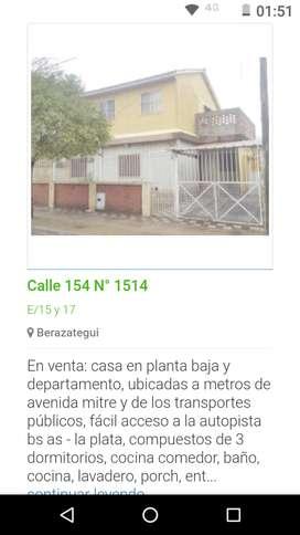 venta 2 casas