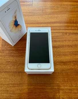 Celular IPhone 6S Dorado 32 GB