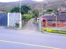 Venta de dos casas con terreno en San Pedro de la Bendita, Catamayo,Loja