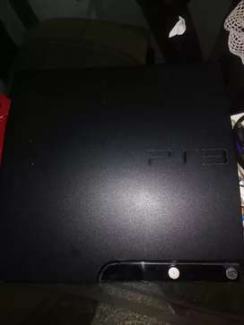 Consola de video juego ps3 negosiable.