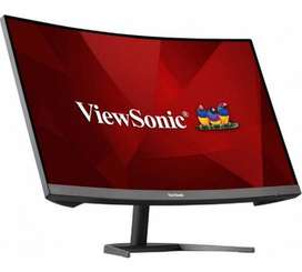 Monitor Viewsonic Curvo Vx2768-pc-mhd 27 Freesync 165hz 1ml