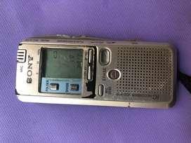 Grabadora de Voz digital Sony con conexion USB