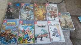 Juegos Nintendo Switch Nuevos