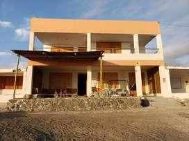Se Alquila Casa de Playa Frente Al Mar