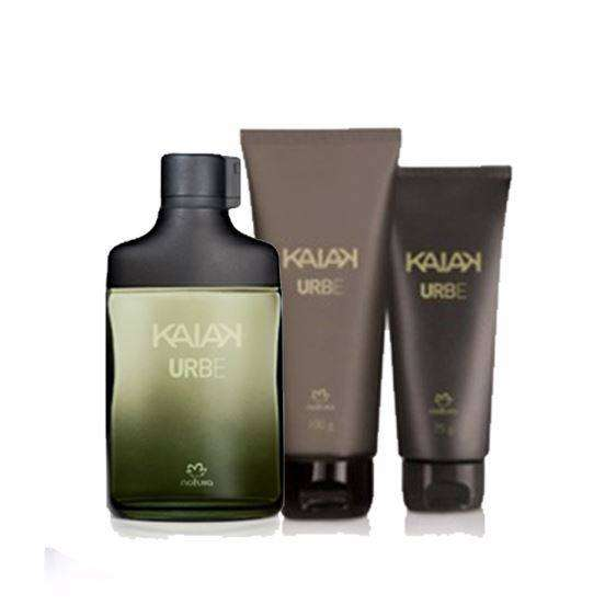 Kit kaiak urbe + shampoo+ gel de baño by Natura 0
