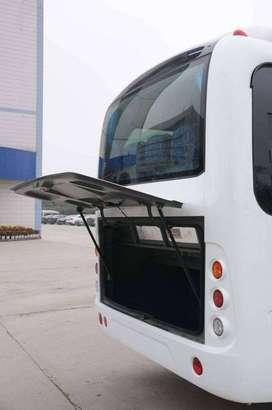 Bus Custer Yutong para transporte de personal