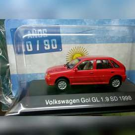 Volkswagen Gol 1.9 De colección Escala