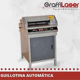 Guillotina Automatica