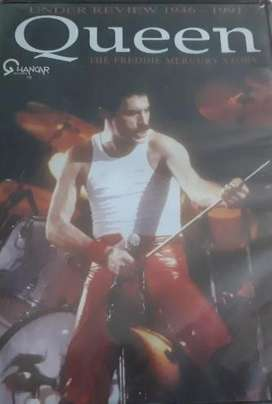 DVD original Queen -The Freddie Mercury Story