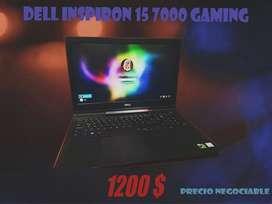 Laptop Gamer Dell Inspiron 15 7000 Gaming