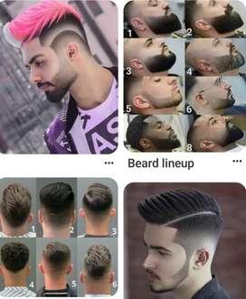 Se solicita barbero profesional