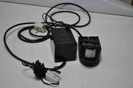 Sensor De Movimiento Ylystandalone Pir Max 1200w Ip44
