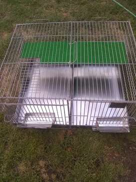 jaulas para cobayos, roedores, etc