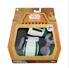 Disney Mattel Star Wars D-O Droide Intercambiable