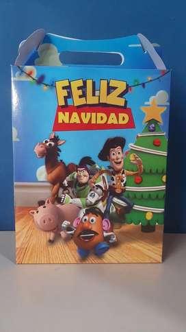 12 cajas de regalo