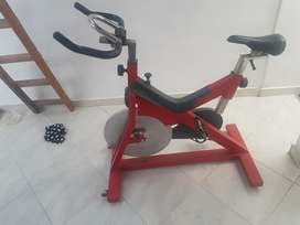 Bicicleta Estatica de Entrenamiento
