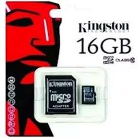Memoria SD 16 GB