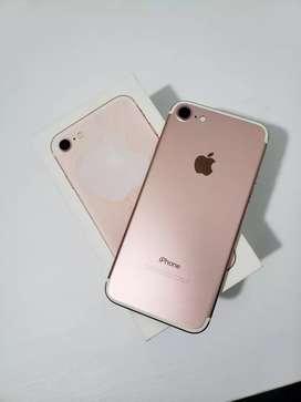 Iphone 7 32 GB con todo en caja