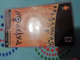 Juego Playstation PSP portable Patapon