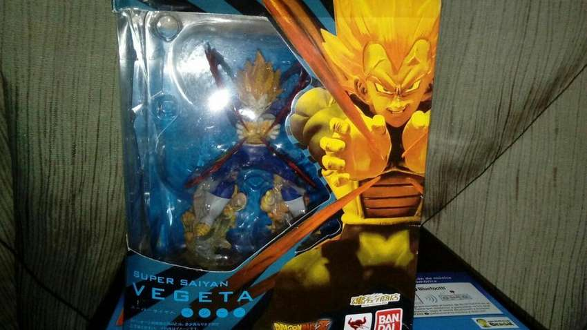 Figura de Vegeta Dragon Ball 0