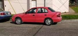 Hyundai accent 1995 nafta con gnc siena palio duna