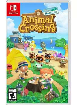 Animal Crossing / Nintendo Switch (Físico)